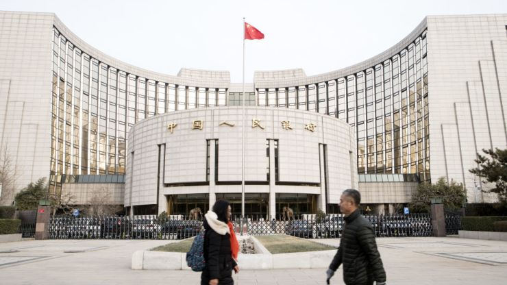 BANK OF CHINA - China Fixes Its Yuan Midpoint At 7.0136 Per Dollar, Setting It Weaker Than 7 For The Second Time This Week