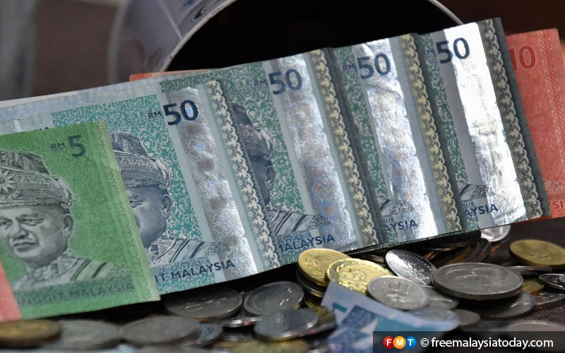 FMT wang kertas money 04062019 6 - Ringgit Opens Higher On Improved Q2 Growth Expectations