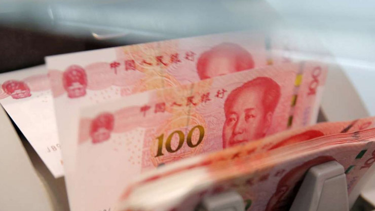 Chinese yuan strengthens to 7.0843 against USD Wednesday - Chinese yuan strengthens to 7.0843 against USD Wednesday