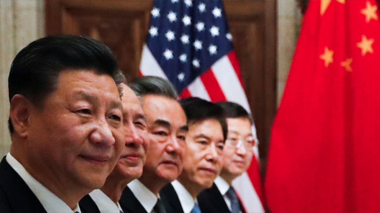 China 'strongly urges' US to remove sanctions and stop accusing it of human rights violations - China 'strongly urges' US to remove sanctions and stop accusing it of human rights violations