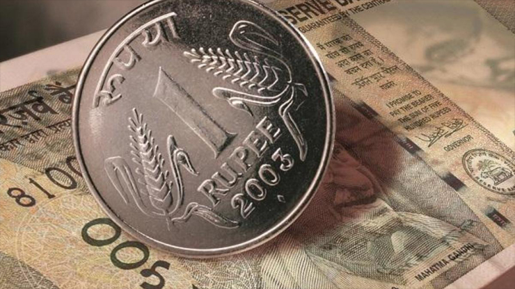 Rupee recovers from day - Rupee recovers from day's lows, settles 20 paise higher at 70.87