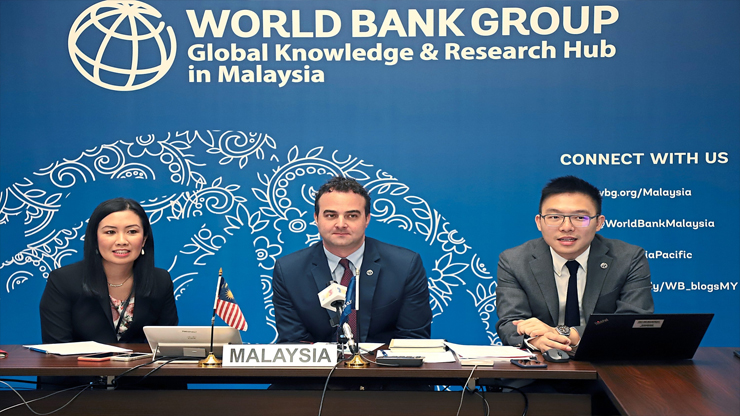 World Bank maintains Malaysia's 2019 economic growth at 4.6 - World Bank: Risks to Malaysia's growth outlook tilt towards downside